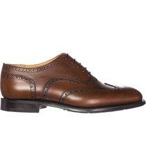 scarpe stringate classiche uomo in pelle tarvin brogue