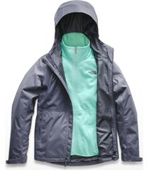 chaqueta arrowood triclimate gris the north face