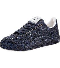 sneakers klingel marinblå