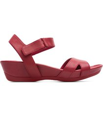 camper micro, sandalias mujer, rojo , talla 42 (eu), k200116-019