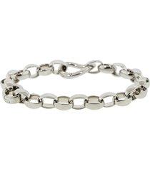 small drop clasp bracelet