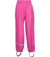 rainwear pants, solid outerwear rainwear bottoms rosa celavi