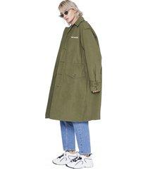 płaszcz fish army coat