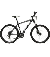 bicicletas todo terreno gw alligator  rin 27.5 shimano 7v tipo moto suspe disc negro blanco