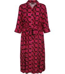 jurk miamoda rood