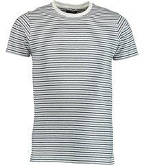 dstrezzed t-shirt met streep regular fit 202668/100