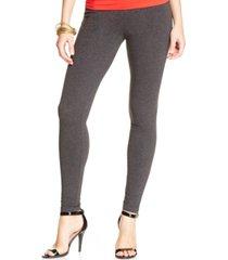 hue women's cotton leggings, created for macy's