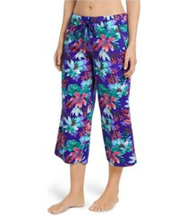 jockey cotton capri pajama pants