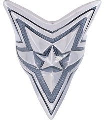 cody sanderson extra large depp star ring - metallic