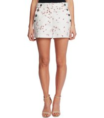 cece floral shorts