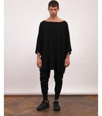 t-shirt oversize black