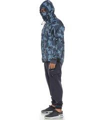pantalón protección con antifluido azul oscuro racketball