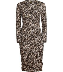 jurk kelly leopard