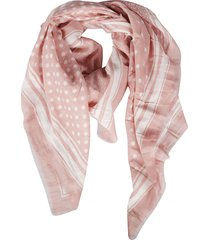 destin surl printed scarf