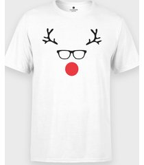 koszulka hipster christmas deer