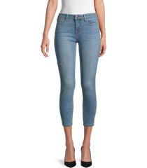 l'agence women's mazzy skinny jeans - seafoam - size 31 (10)