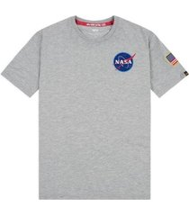 t-shirt girocollo space shuttle