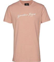 laid back thor t-shirts short-sleeved rosa mads nørgaard