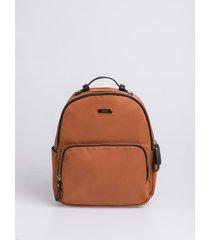 mochila  bolt  marrón prune