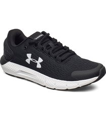 ua w charged rogue 2 shoes sport shoes running shoes svart under armour