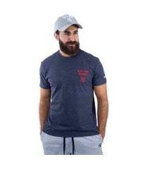 t-shirt new era regular new york yankees marinho