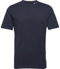 jprblawayn tee ss crew neck t-shirts short-sleeved blå jack & j s