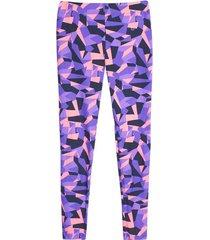 leggings deportivo lila color morado, talla xs
