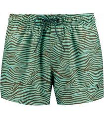 short de baño verde puma length swim