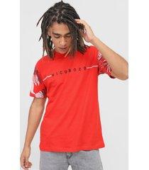 camiseta nicoboco suíça vermelha