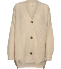 aggie cd gebreide trui cardigan beige part two