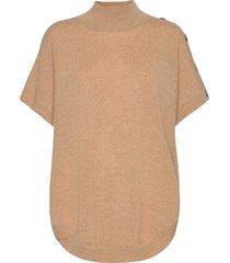 thaopw po poncho regnkläder brun part two