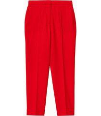 calvin klein pantalone rosso