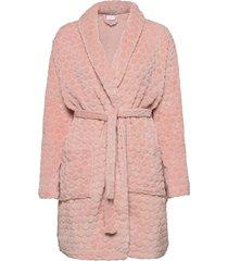 elyse robe morgonrock rosa lulu's drawer