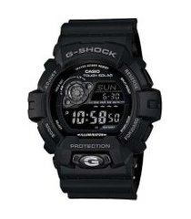 relógio casio g-shock tough solar masculino
