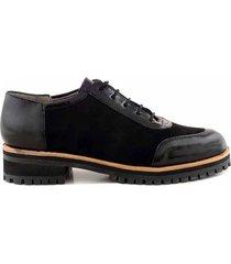 zapato negro briganti mujer toluca