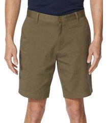 """nautica men's classic-fit stretch 8-1/2"""" deck shorts"""