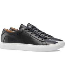 koio capri sneaker, size 11 in onyx at nordstrom