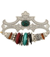 gas bijoux broche bagues - prateado
