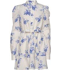 haniel korte jurk wit custommade