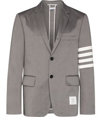 cotton 4-bar unconstructed sport coat