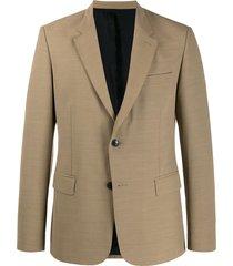 ami paris two-button blazer - neutrals