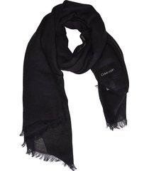 calvin klein sparkling scarf