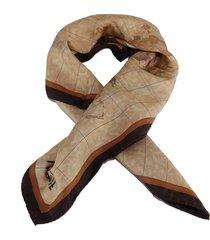 foulard alviero martini 1a classe k2970 aloe 504