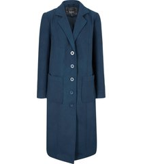 cappotto ampio (blu) - bpc bonprix collection