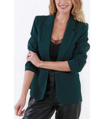 blazer poly verde night concept