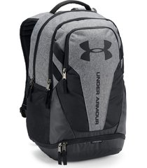 morral under armour hustle 3.0-gris/negro