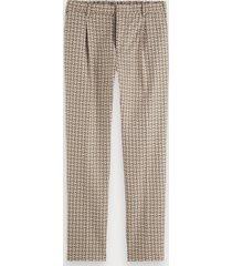 scotch & soda blake - structured trousers regular slim fit