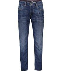 gardeur 5-pocket jeans batu donkerblauw