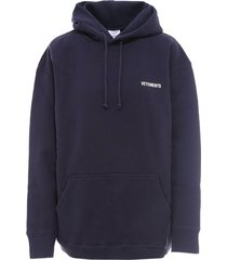 vetements sweatshirt