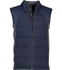 bodywarmer hugo boss big & tall navy